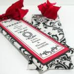 Handmade Wedding Bookmarker..