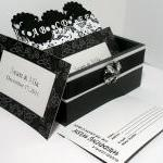 Custom Wedding Guest Box & ..