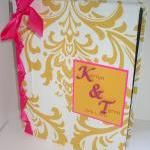 Handmade Wedding Guestbook/..